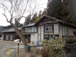 解体工事 木造住宅(一部解体) 施工前