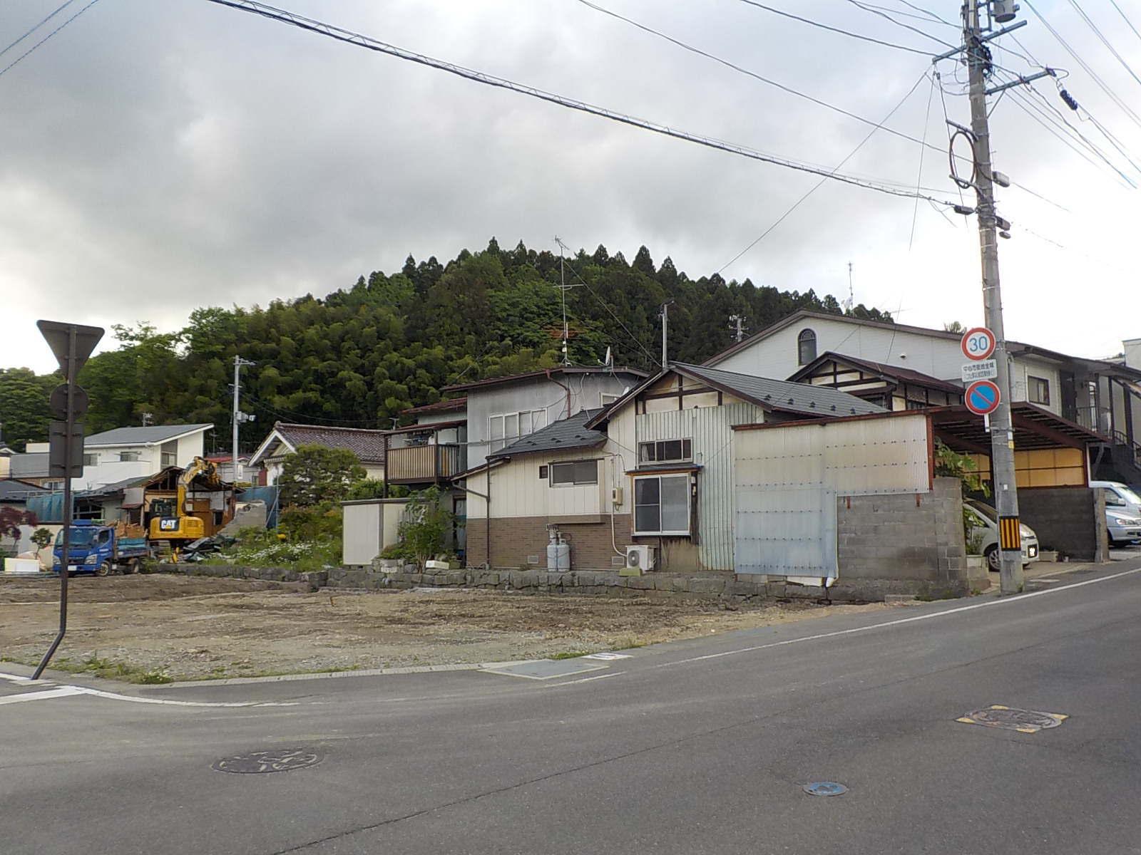 解体工事 木造住宅 施工後