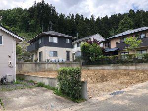 木造2階建て住宅 施工後