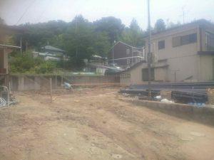 木造2階建て住宅解体工事 二本松市 施工後